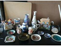 Large mixed china lot inc wedgewood