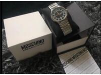 MOSCHINO ⌚️ BRAND NEW & BOXED WATCH
