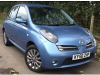 BLACK FRIDAY EVENT OFFER!Nissan Micra Sport SR 5Dr with MOT Sep 18 & CHEAP LOW Mileage! RARE MODEL!
