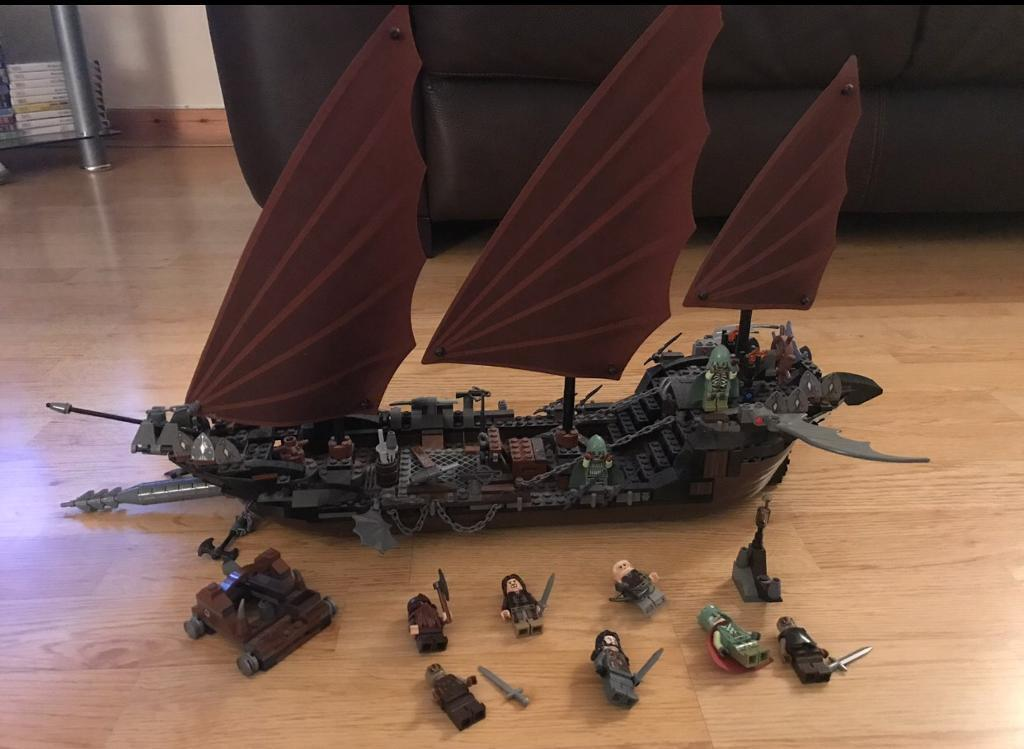 Lego Lord Of The Rings Pirate Ambush