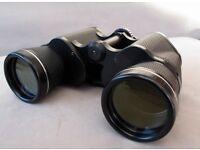 7 x 50 Binoculars with coated optics for Bird Watching, Marine, Plane Spotting .