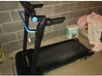 Electronic incline treadmill with Bluetooth