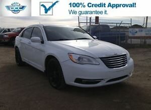 2011 Chrysler 200 LX Low Monthly Payments!! Apply Now!!
