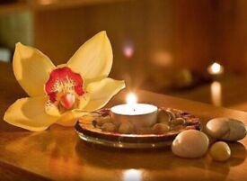 1H 30£ Calming Relaxing Massage