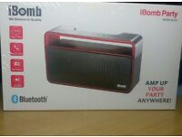 Brand new portable bluetooth speaker