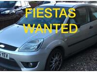 FIESTA WANTED - dead or alive