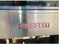 "18"" Blodgett model Gas Reconditioned Pizza Oven"