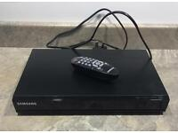 Black Samsung DVD Player