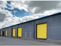 Light industrial units to rent in Paisley PA3