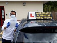 Cheap Driving Lessons in Leicester, Automatic & Manual
