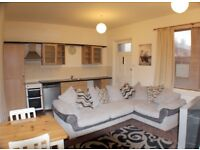 BRIGHT, CLEAN 1 BEDROOM FLAT IN DENTON HOLME, CARLISLE. FURNISHED. WARM. £395/MONTH.