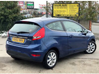 ford fiesta 1.4 zetec . 60 plate . full 1 year mot . mint condition . excellent drive . bargain