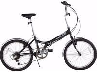 Folding bike in good conditions (almost new)
