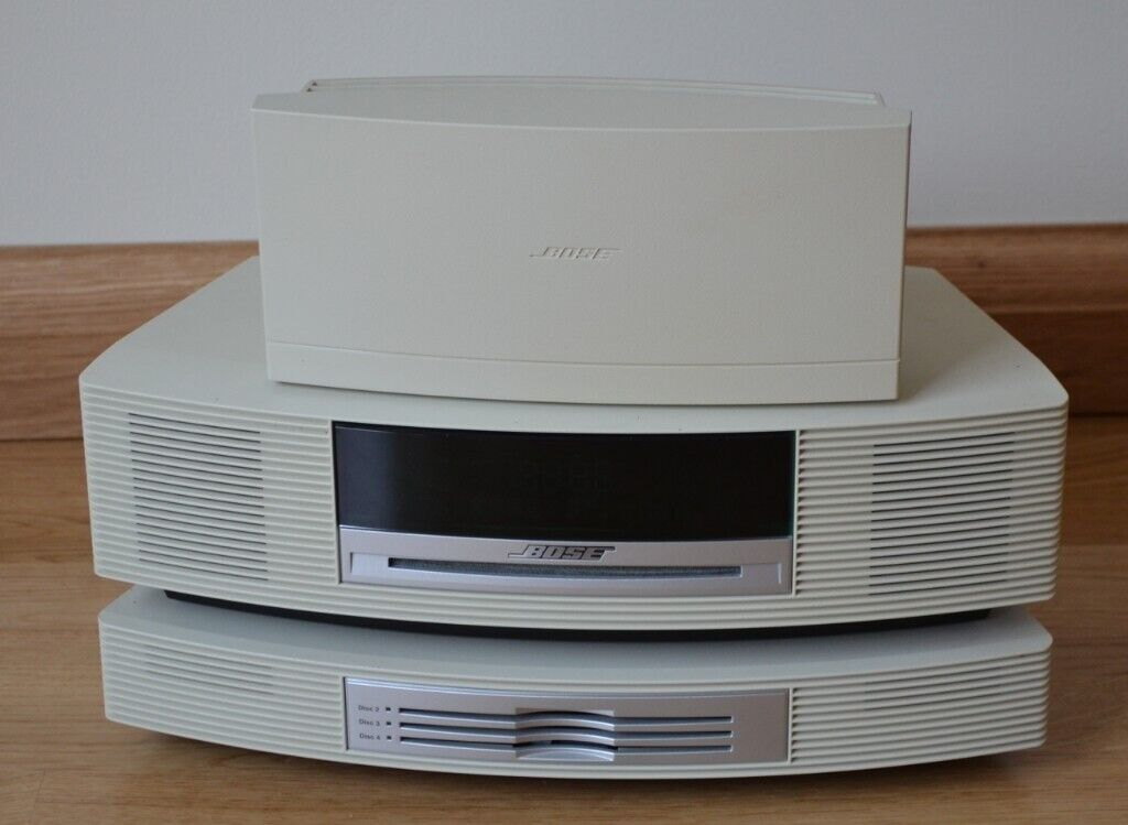 BOSE Wave Music System with Multi-CD Changer and DAB Radio Accessories | in  Melbourn, Cambridgeshire | Gumtree