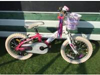 """Claud Butler 16"""" bike VGC"""