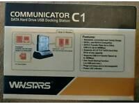 Winstars C1 sata hard drive dock