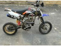 pitbike /pit bike for swaps for another bike or quad