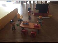 Playmobil School Play-set complete *Collection only