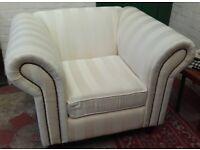 Arm Chair - slight tear - quick sale needed