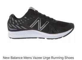 Men's New Balance Vazee Urge Running Trainers Size 8.5