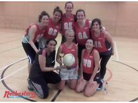 Netball teams/players wanted in Marylebone