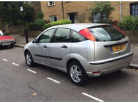 Ford Focus Automatic -Quick sale-Very good condition- 1 year MOT-Good looking- Clean