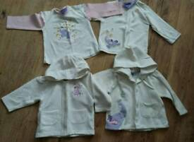 Disney baby girl hoodies & tshirts age 12 months