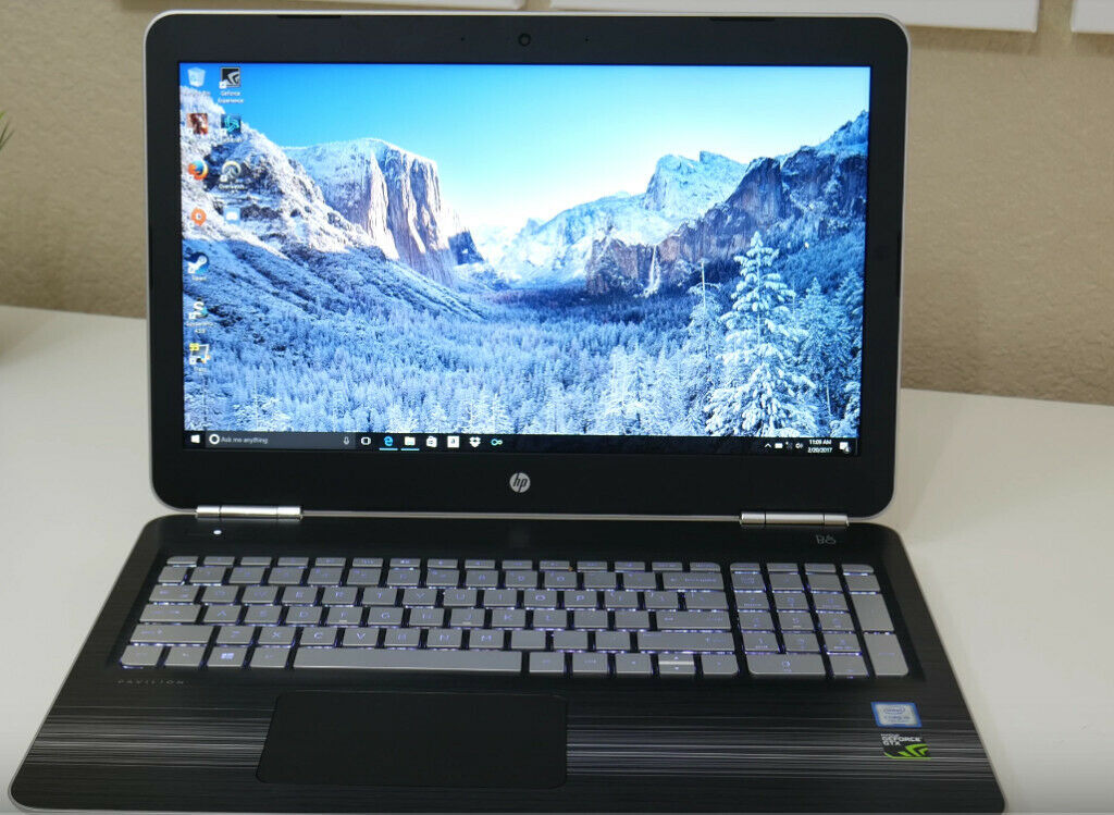 hp pavilion 15 bc200nx (GTX 1050) Good Condetion | in Sheffield, South  Yorkshire | Gumtree