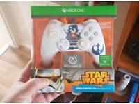 Xbox one Star Wars special edition R2-D2 wired joypad. BNIB