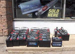 Interstate Batteries On Sales New ,Blem & Recon, Marine & R/V London Ontario image 1