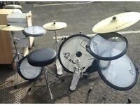 Arbiter complete flats drum kit