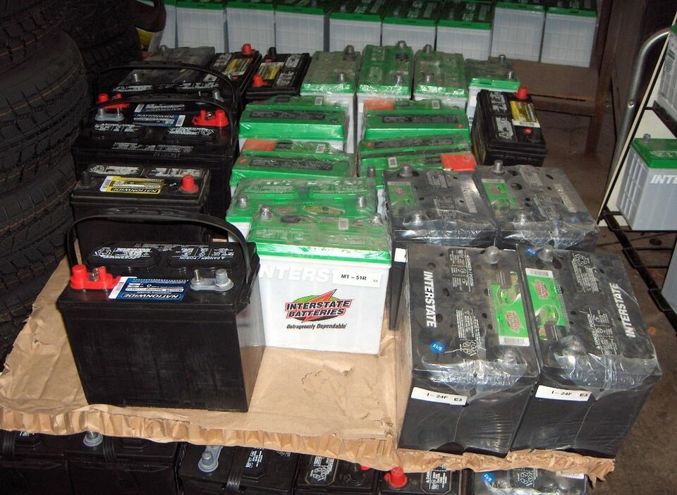 Rv Trailers For Sale Ontario >> Nationwide & Interstate Marine Deep Cycle RV Batteries On Sale | Boat Parts, Trailers ...