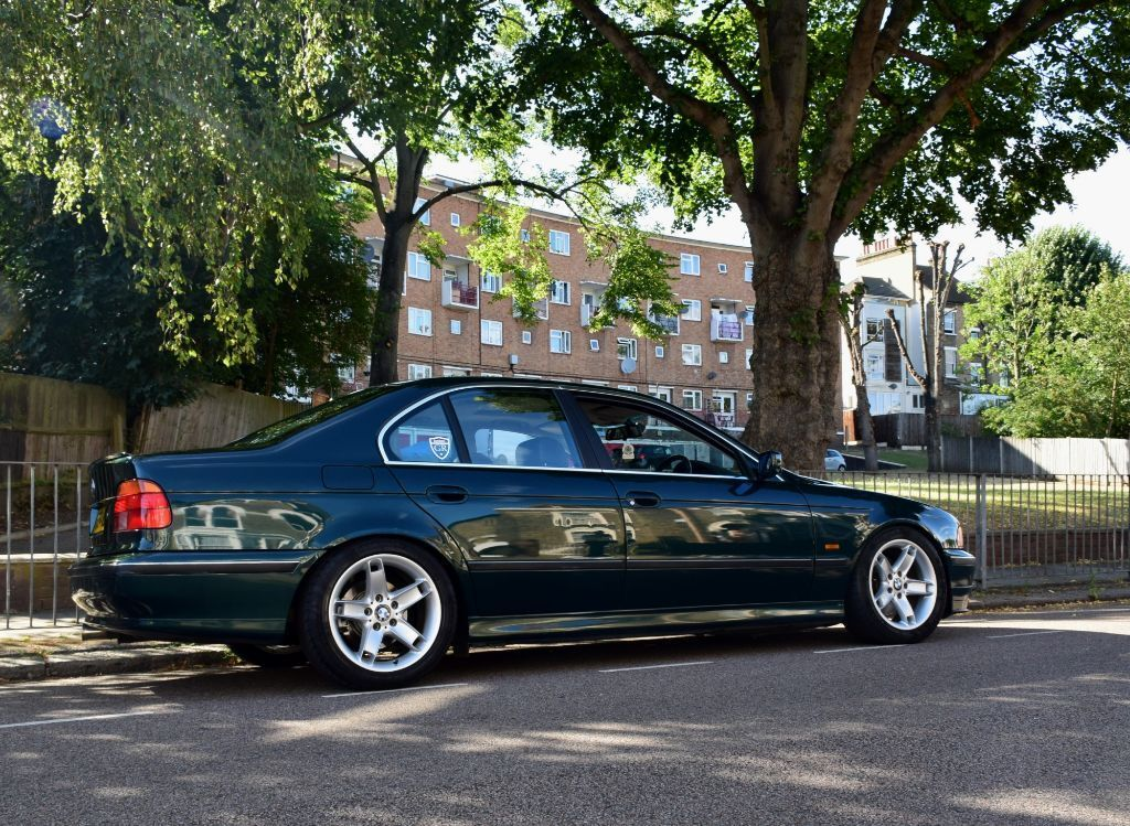 bmw e39 540i v8 alpina kit oxford green fsh 30k mileage only m5 parts in bromley. Black Bedroom Furniture Sets. Home Design Ideas
