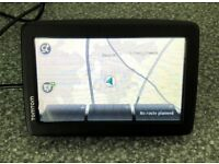 TOMTOM Z1230 Satellite Navigation UK and Europe Map Sat Nav
