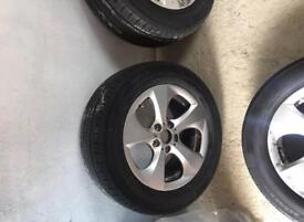 """BMW X3 17"""" Alloy Wheel Excellence condition245/55/17"""