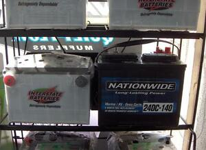 Interstate & Nationwide batteries On Sale ! London Ontario image 2