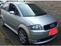 AUDI A2 WITH VOTEX KIT FITTED WANTED !!!! for sale  Coalville, Leicestershire