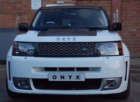 ONYX Land Rover Range Rover Sport 3.0 SD V6 HSE Station Wagon 4x4 5dr