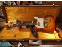 Fender Custom Shop Telecaster 1963 Relic