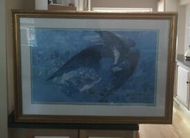 Pre-Raphaelite Framed Painting (Picture)