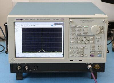 Tektronix Rsa6120b 9khz - 20ghz Real Time Signal Analyzer - Absolutely Loaded