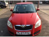 Soda fabia l@@k left hand drive full service history 1 lady owner