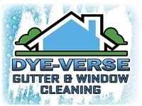 Dye-Verse Window & Gutter Cleaning