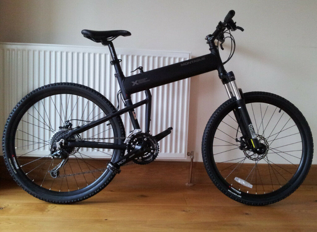 081c8a17c57 Montague Paratrooper Pro full size 20 inch folding mountain bike | in ...
