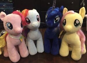 Build-A-Bear My Little Pony (listed price or best offer)