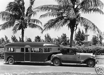 1936 Curtiss Aerocar Manufactured by  Hudson  5 x 7 Photograph