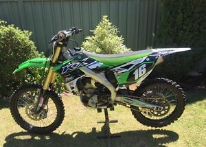 2013 Kx250f low hours never raced Tanunda Barossa Area Preview