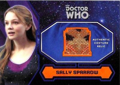 Doctor Who Kostüm Karte (2015 Doctor Who Kostüm Karte Sally Spatzen Schicht D)