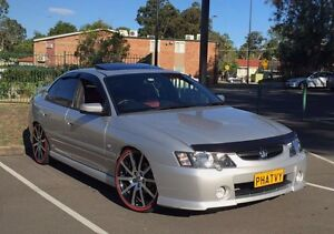20inch HSVI Sabres - Sale or Swap! Campbelltown Campbelltown Area Preview