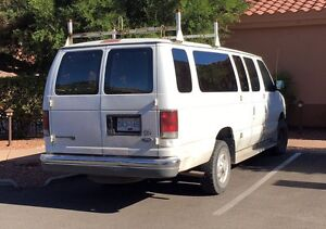 Ford E350 XLT Clubwagon - $2750 OBO - located in Kamloops